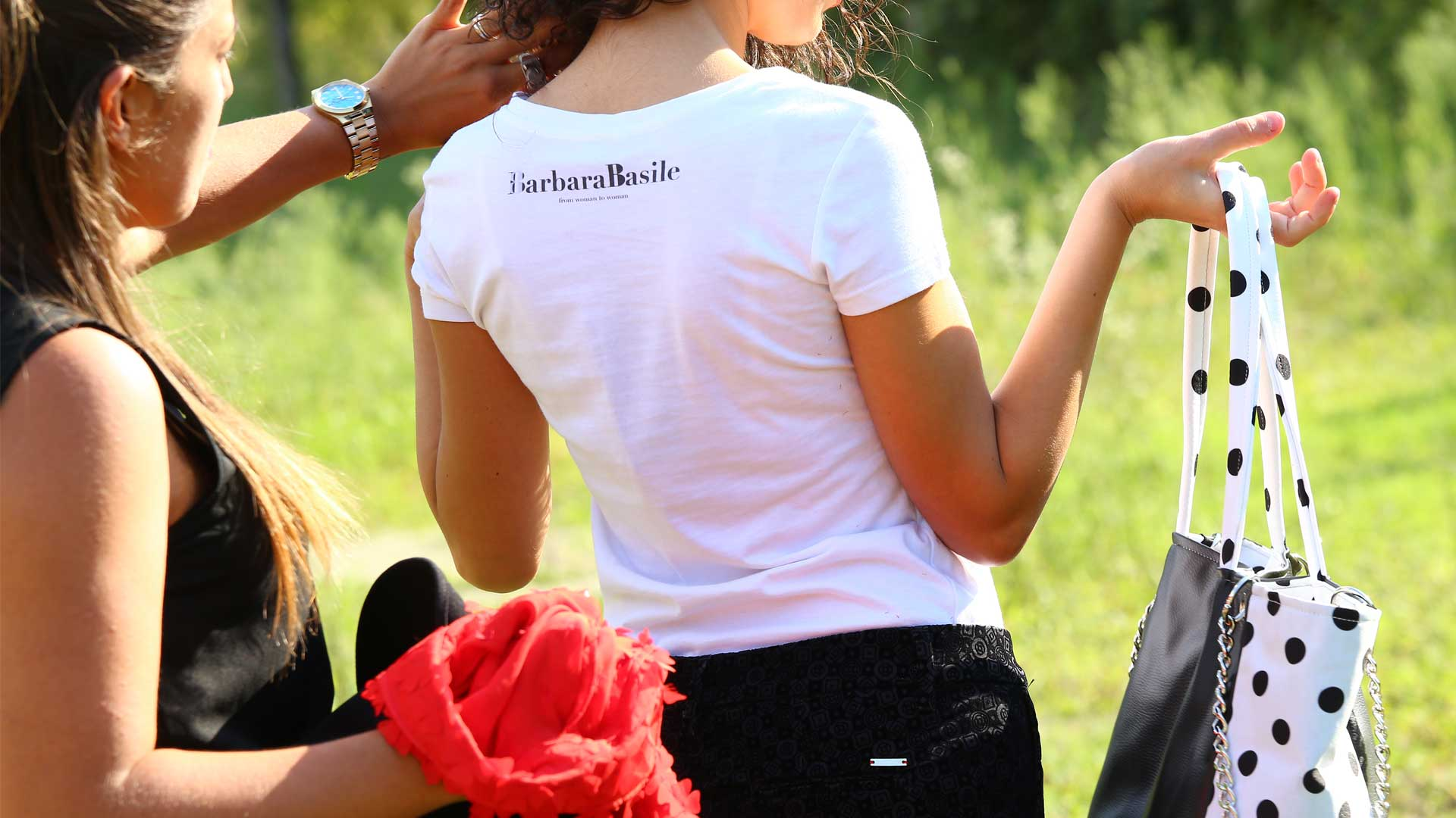Barbara Basile abbigliamento donna